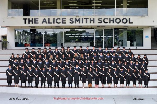 Composite KLASS 2020 Graduation image