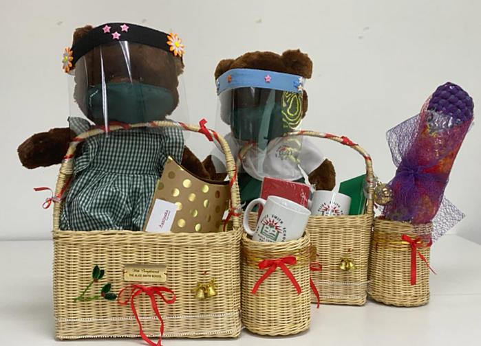 ACHIEVE Kechara gift basket
