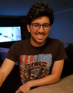 Aaryaman Desai - KLASS of 2018