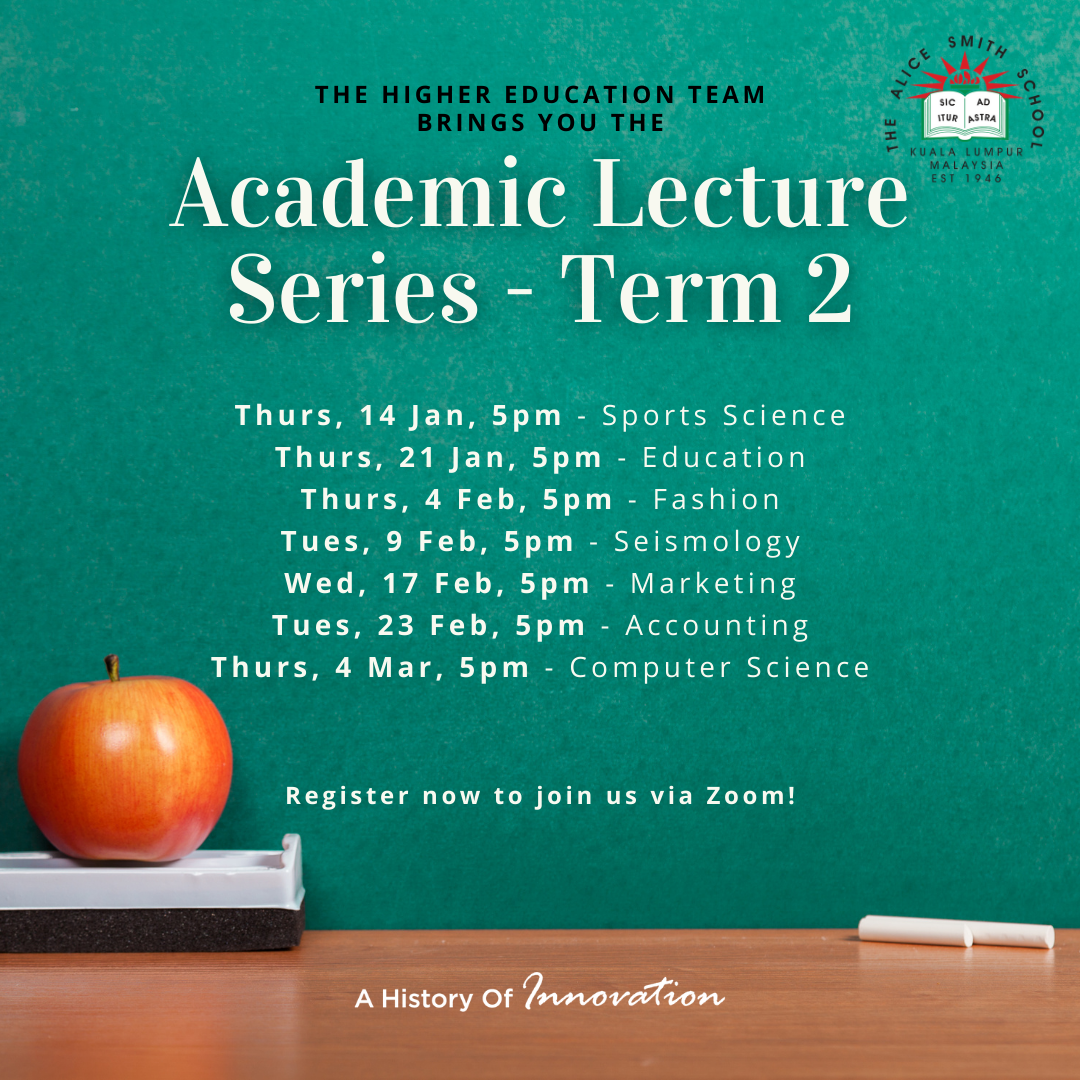 Academic Lecture Series (1)