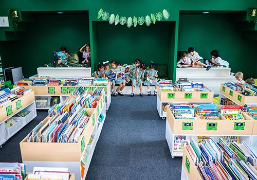 early-years-library-alice-smith-international-school