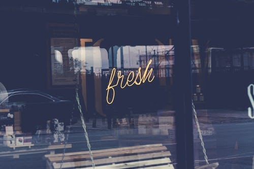 'Fresh' store front image