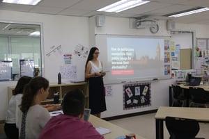 EPQ Presentation Danielle Salt