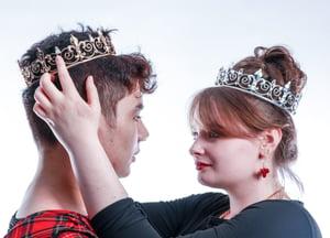 Macbeth & Lady Macbeth gaze