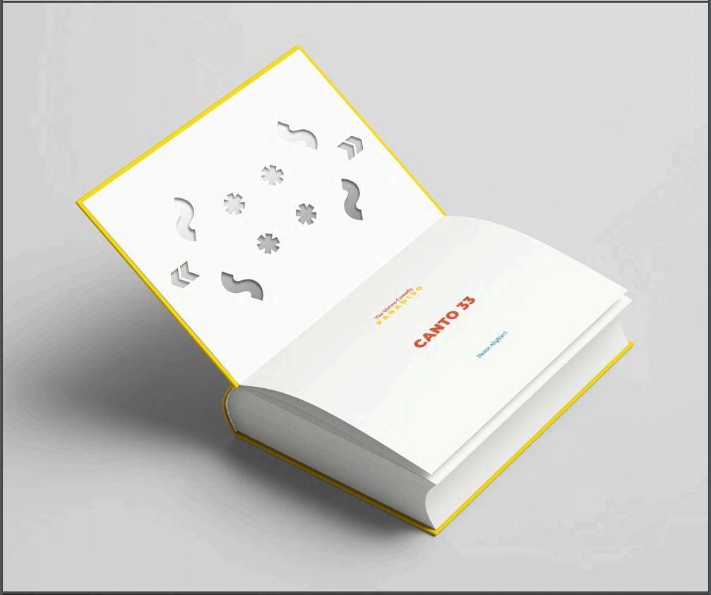 Paradiso Design Jun Yi Open book