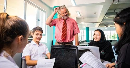 british faculty alice smith school