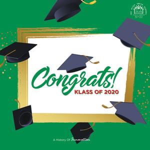 Congrats_KLASSof2020