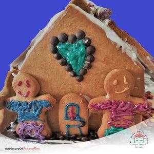 Erin's Gingerbreadhouse