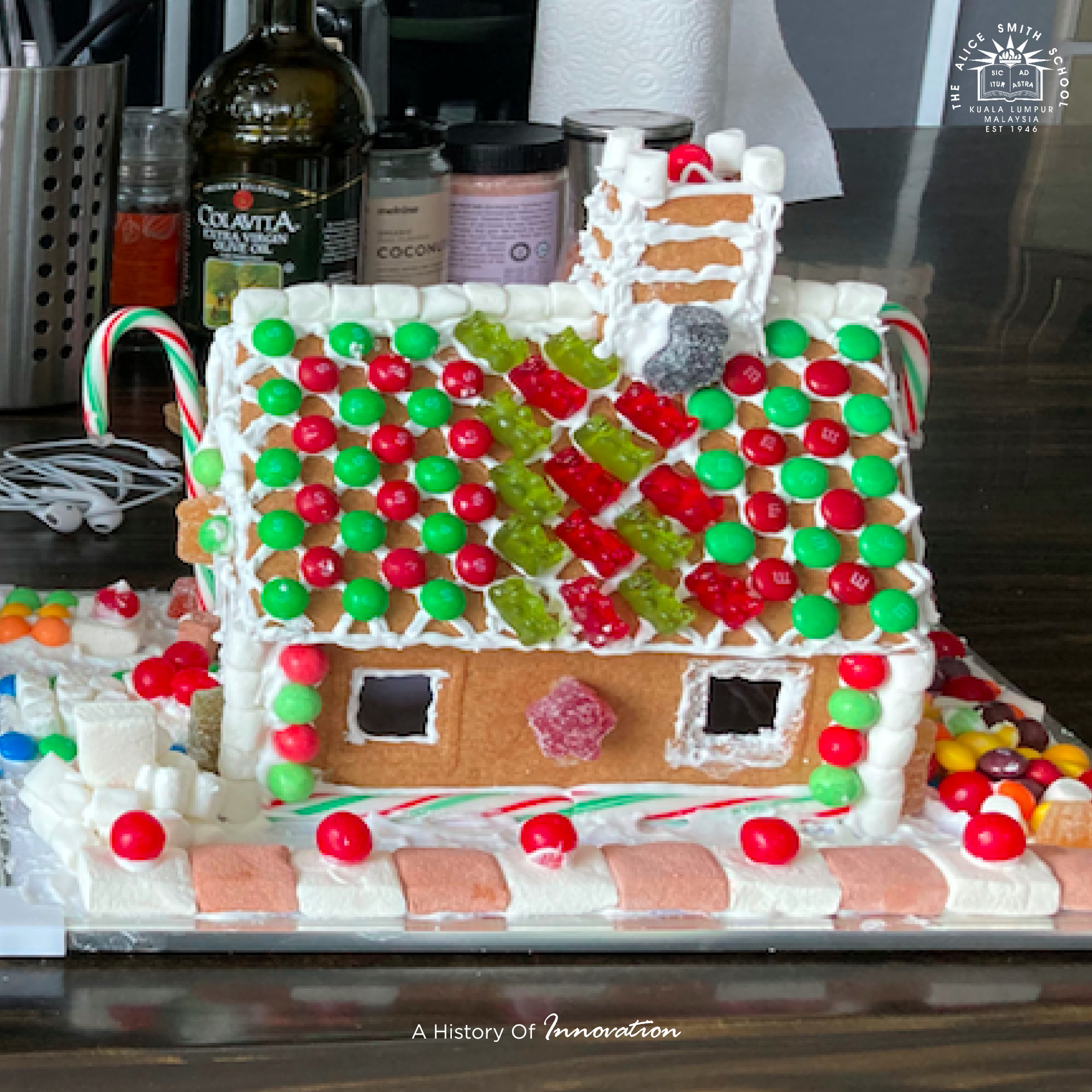 Claudia's Gingerbreadhouse