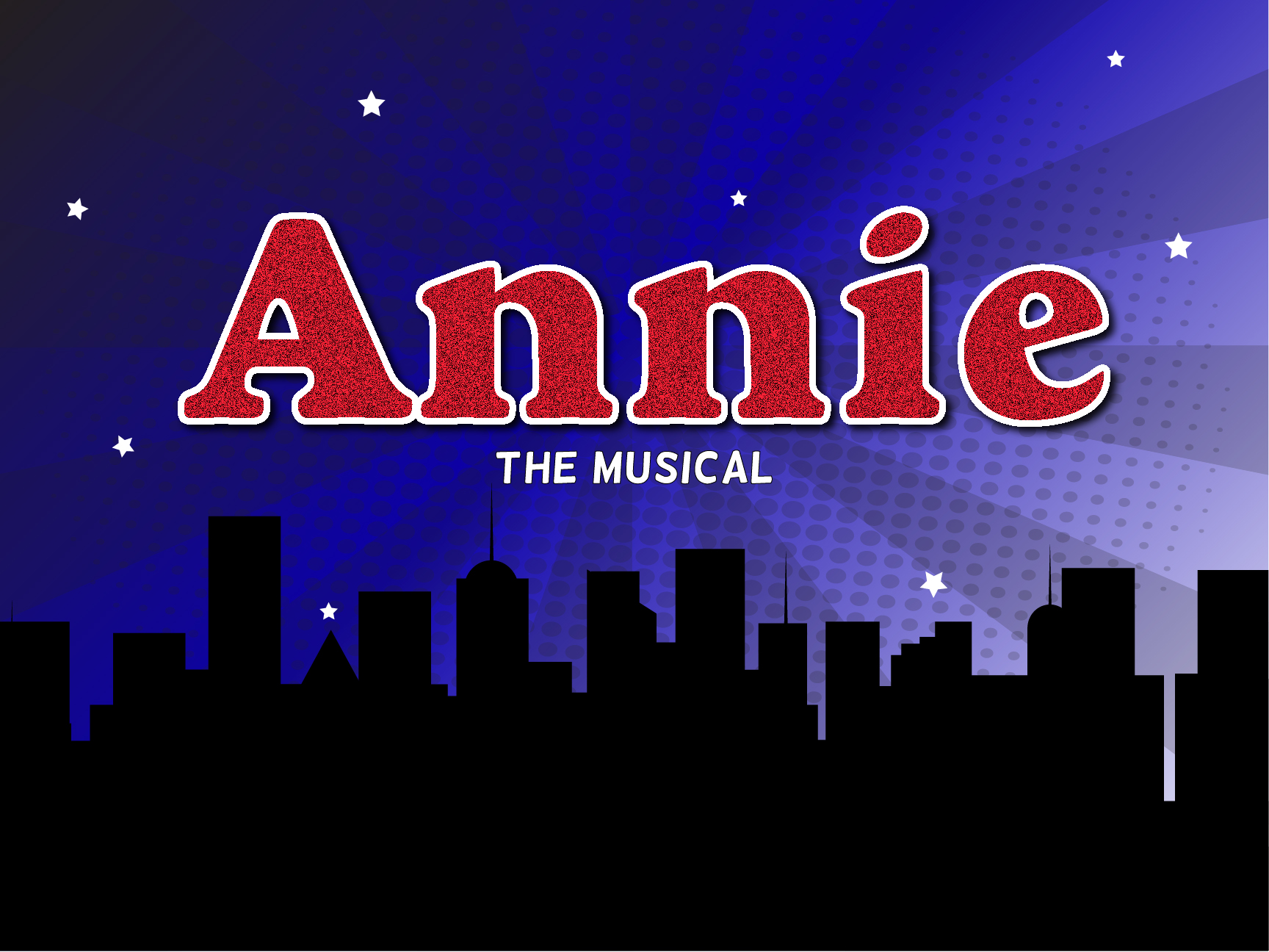 Next Year's Production is .... Annie!