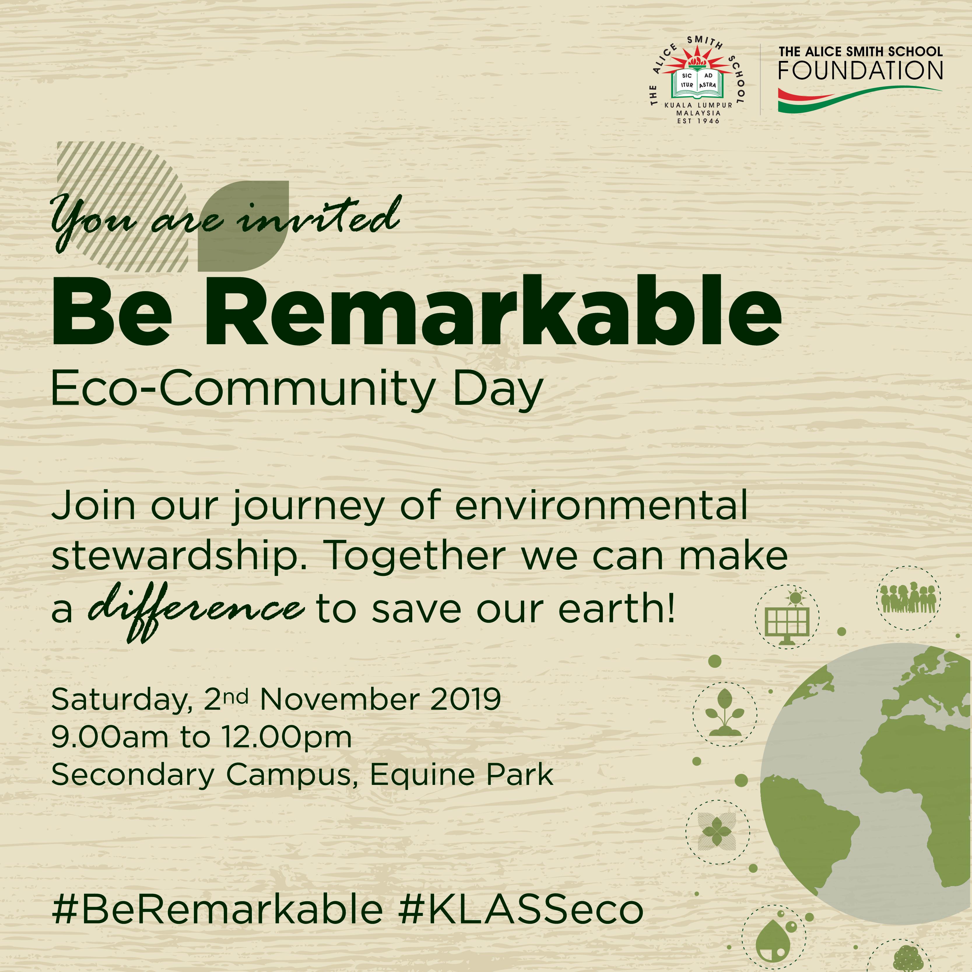 Join our Eco-Community Day