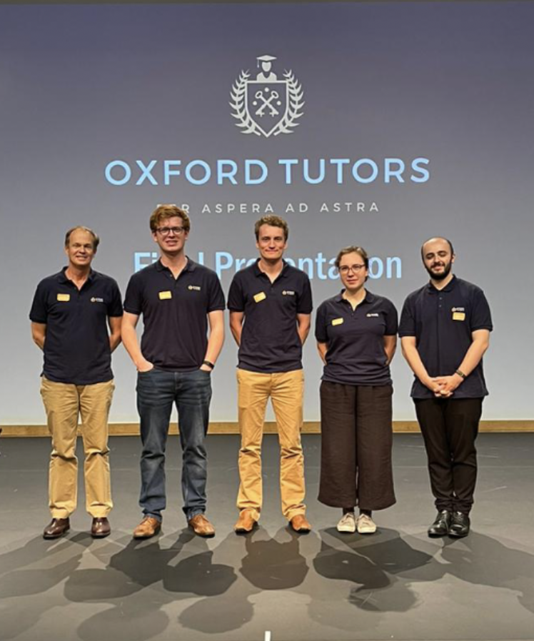 Personalised support for Oxford and Cambridge