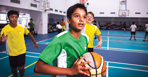 School sport and its significance for an international school education