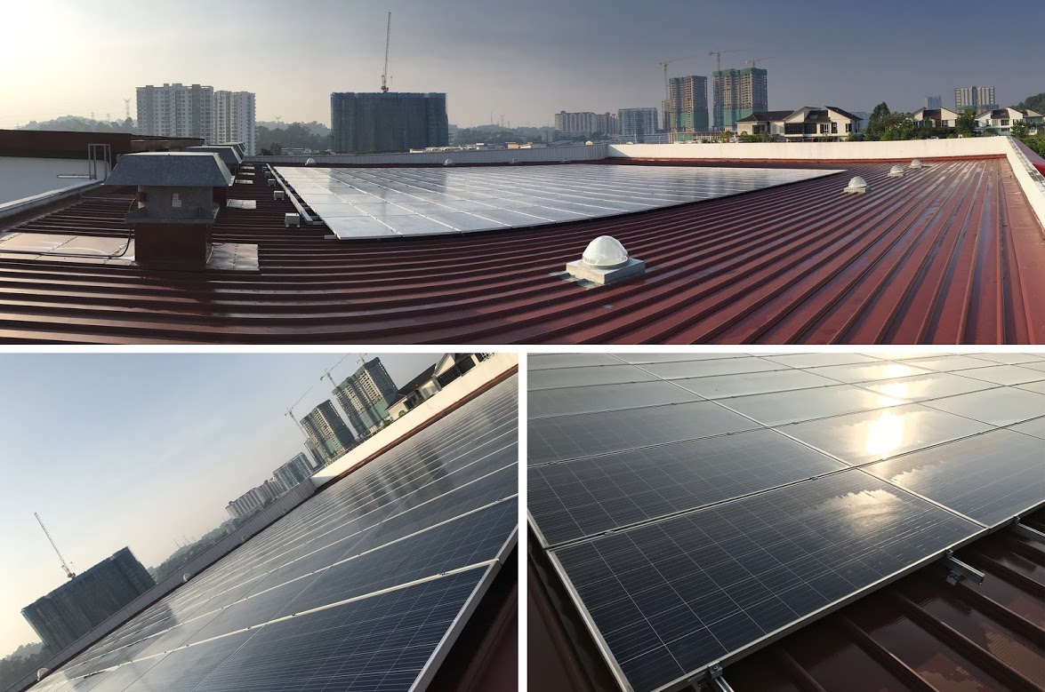 Solar panel EP