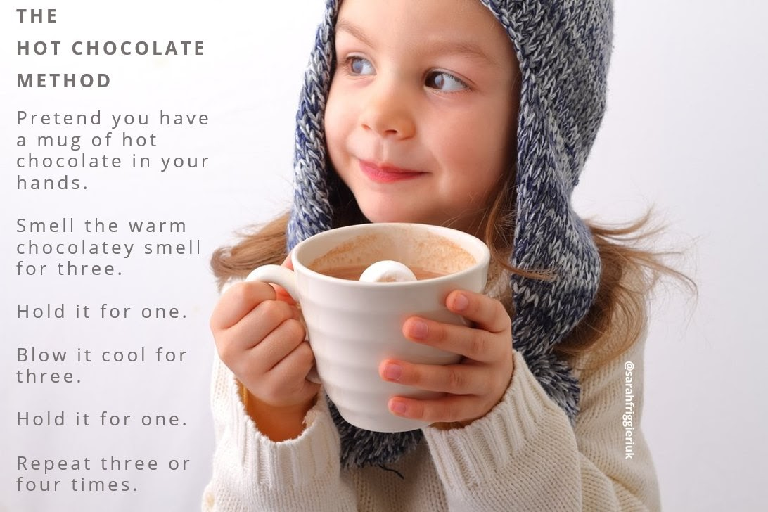 Hot chocolate method from @sarahfriggieriuk