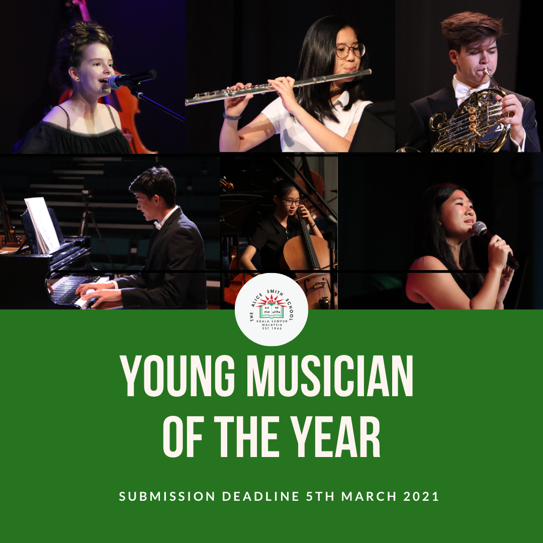 🎼Young Musician of the Year